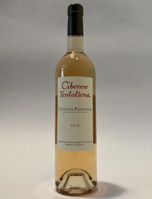 vino_rosato_francese_Côtes_de_Provence_Cibonne_Tentations_Rosé