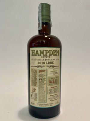 Pure_Single_Jamaican_Rum_2010_LROK_Hampden_estate