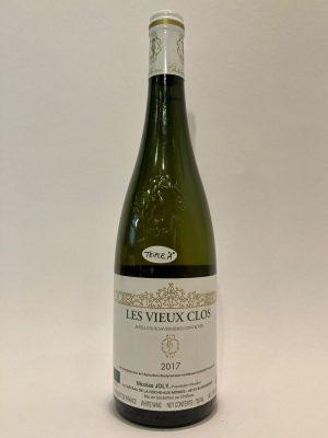 vino_bianco_francese_Savennières _Les Vieux Clos_nicolas_joly