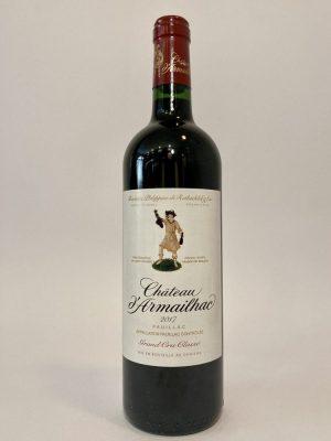 vino_rosso_frsncese>>>_bordeaux_Pauillac_5ème_Cru_Classé_Château_d'Armalihac