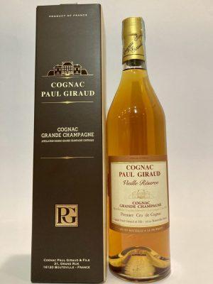 Paul_giraud_Cognac_Vieilles_Réserve_Grande_Champagne_Premier_Cru