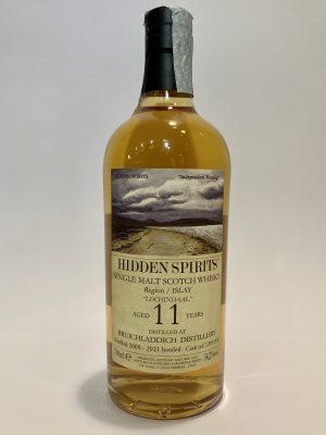 hidden_spirits_Single_Malt_Scotch_Whisky_ISLAY_BRUICHLADDICH_DISTILLERY_LOCHINDAAL_2009_Aged_11_Years