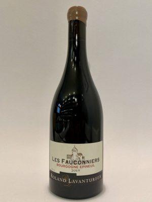 vino_rosso_francese_borgogna_pinot_noir_Bourgogne_Epineuil_Les_Fauconniers_Roland_Lavantureux