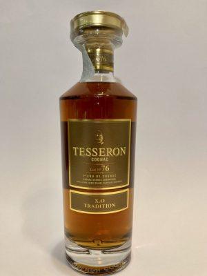 """distillato_francese_Cognac_Lot 76_""""X.O_Tradition_Tesseron"""
