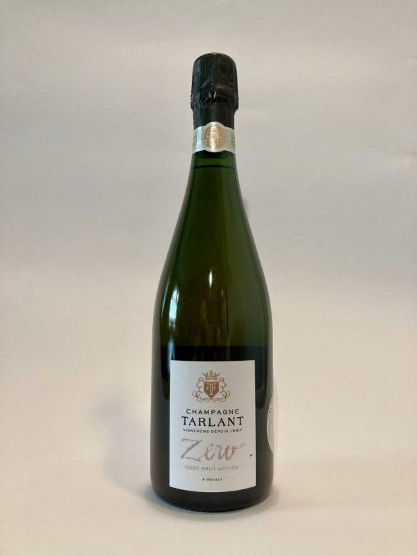 Champagne Brut Nature Zero Rosé Tarlant
