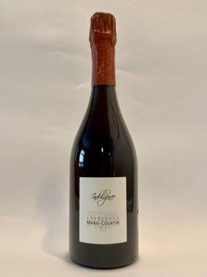 bollicina_francese_rosata_Champagne_Extra_Brut_Rosé_Indulgence_ Marie_Courtin