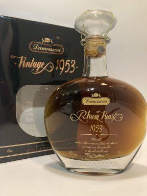 Rum_agricole_vintage_Rhum Vieux_1953,_Damoiseau
