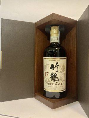 Nikki_whisky_Whisky_Pure Malt_TAKETSURU,_17 Years Old,