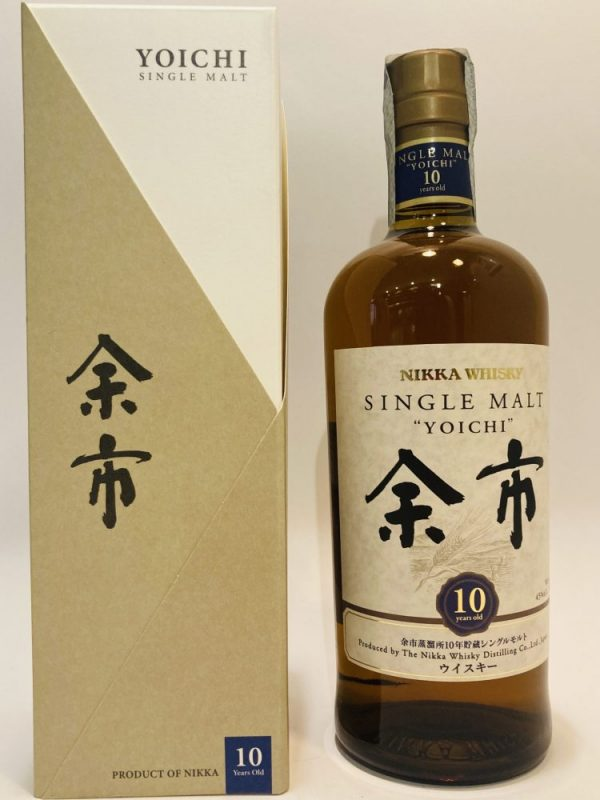Single Malt_YOICHI_10 Years Old_Nikka