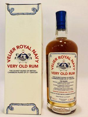 Rum_Velier_Royal Navy_VERY OLD RUM
