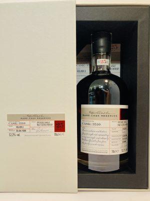 Speyside_Single Malt_Whisky_Rare Cask Reserves_VELIER 2_25 Years Old_1990-2016_William Grant