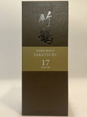 "Whisky_Pure Malt_TAKETSURU""_17 Years Old_Nikka Whisky"